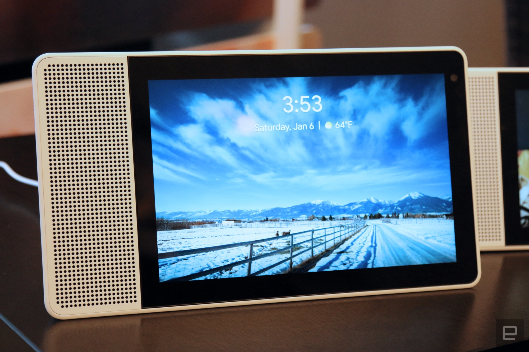 photo image CES showed us smart displays will be the new normal