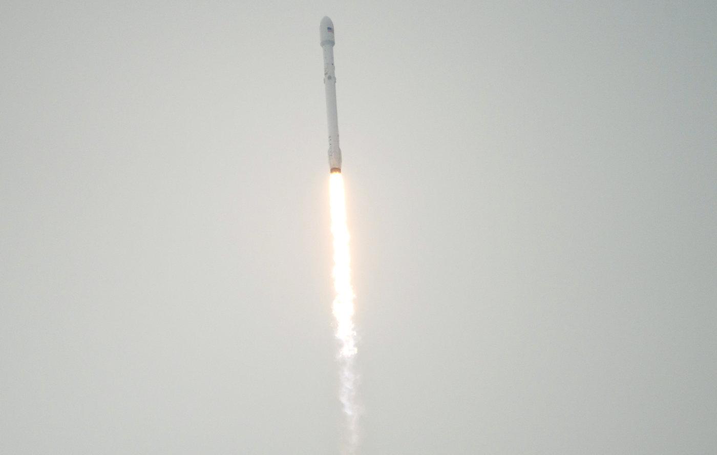 SpaceX podría intentar un nuevo aterrizaje en el mar el 24 de febrero