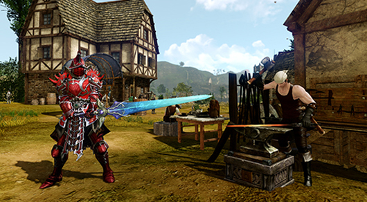 ArcheAge caption contest screenshot