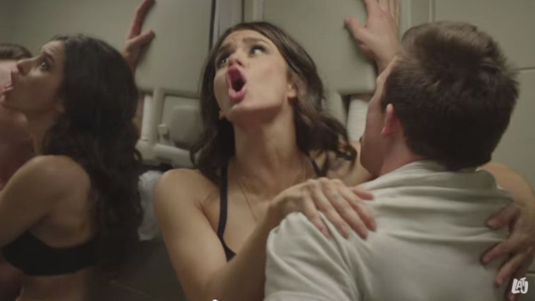 sex on airplane