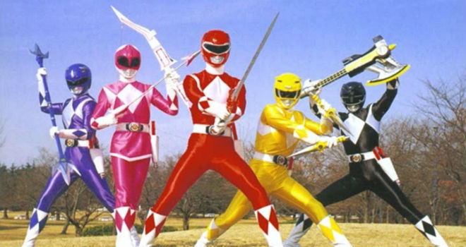 Power Rangers Reboot 2017 'power Rangers' Reboot Pushed