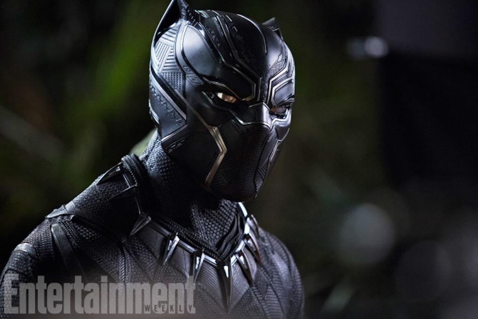 Marvel Studios' BLACK PANTHER T'Challa/Black Panther (Chadwick Boseman) Credit: Matt Kennedy/�Marvel Studios 2018