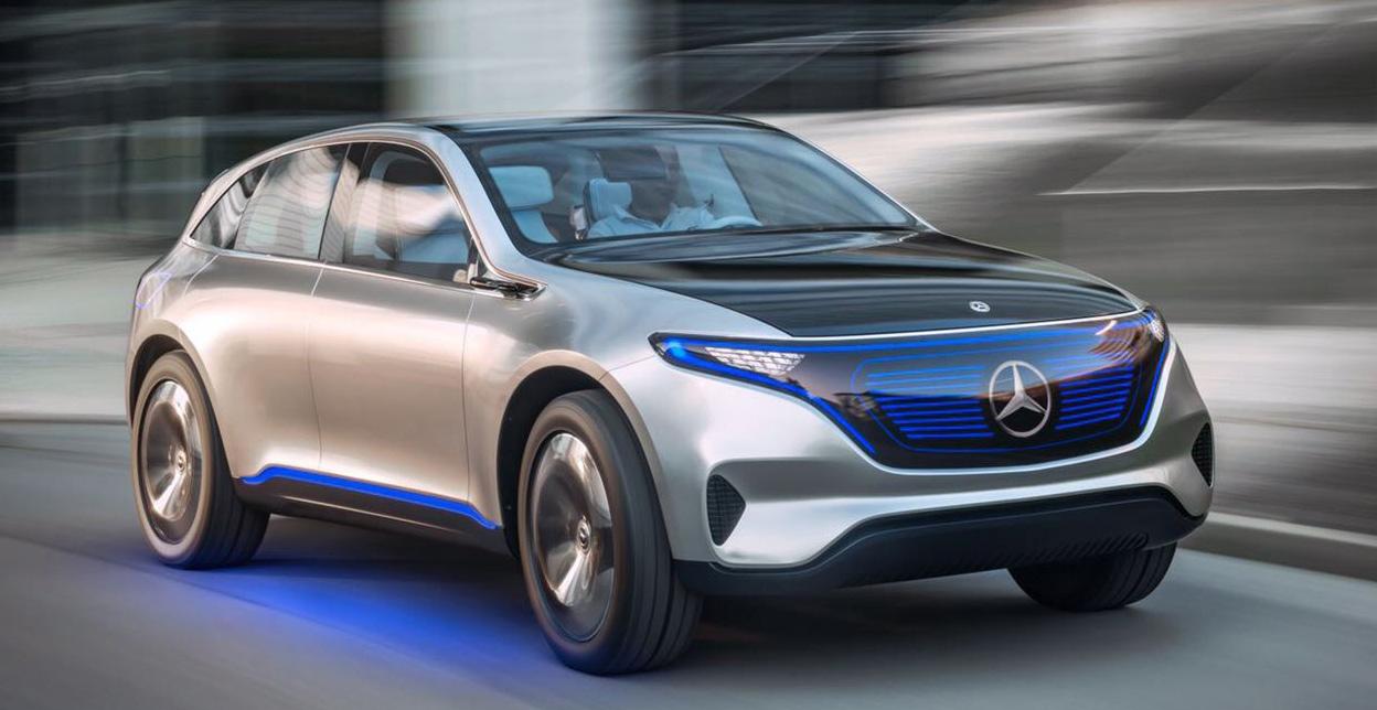 Lieber elektrisch: Mercedes Benz steigt in die Formula E ein