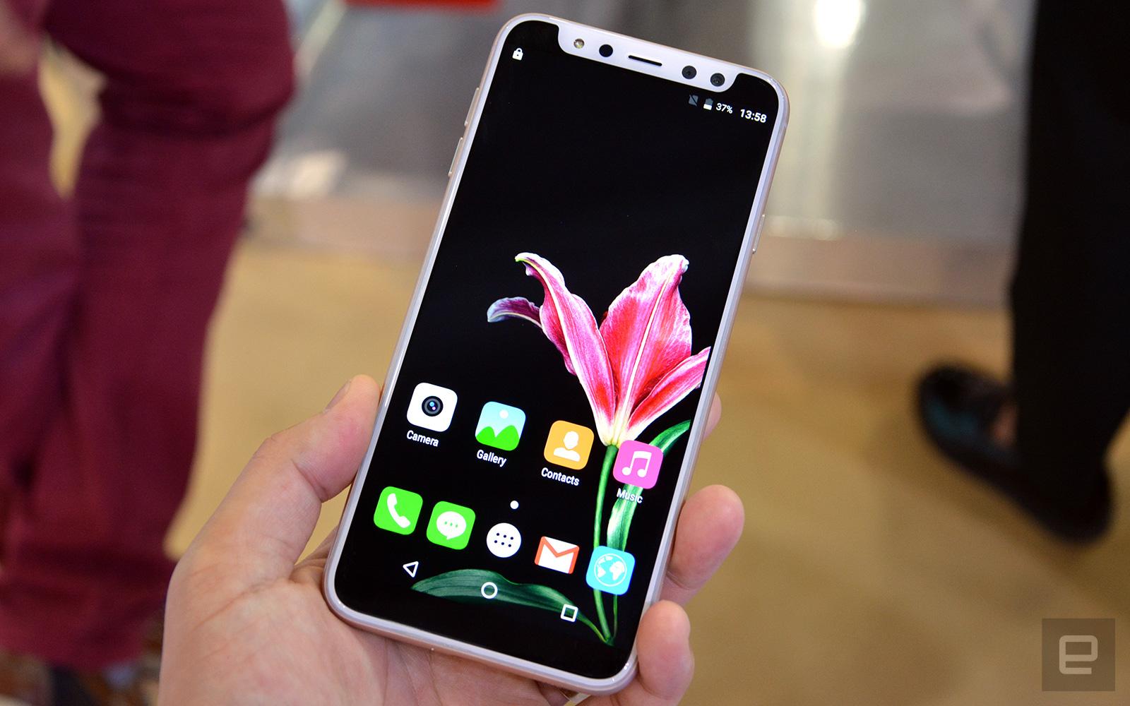 Más falso que Judas: este clon del iPhone X no es tan genial como parece