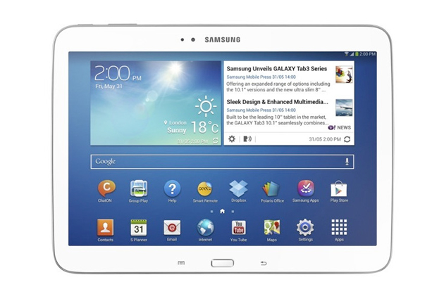 How would you change Samsung's Galaxy Tab 3 10.1?