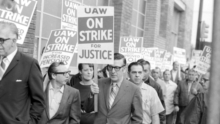Labor Day A Look Back At The Largest Uaw Strikes In