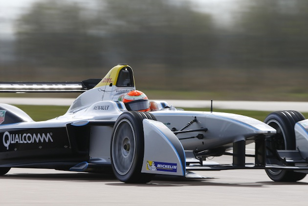 Formula E s first public tests to begin in the UK on July 4th