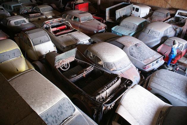 名車に珍車、高級車からバブルカーまで、1人の人物が集めた700台以上ものコレクションがオークションへ
