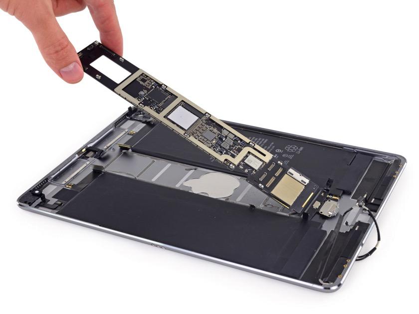 iFixit zerlegt das neue iPad Pro