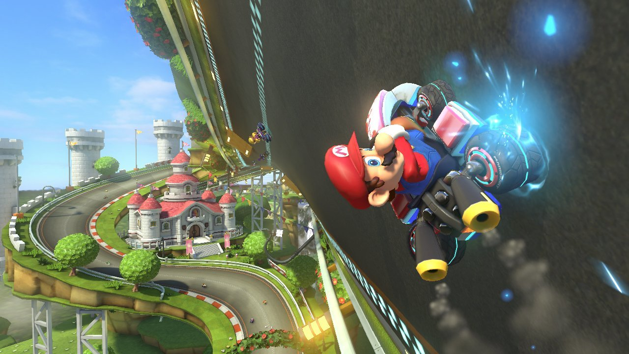 What made the grade for the Wii U game of the year?