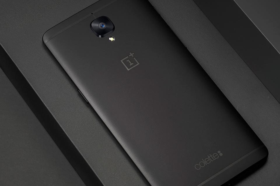 El OnePlus 3T tiene una edición especial y exclusiva en profundo color negro