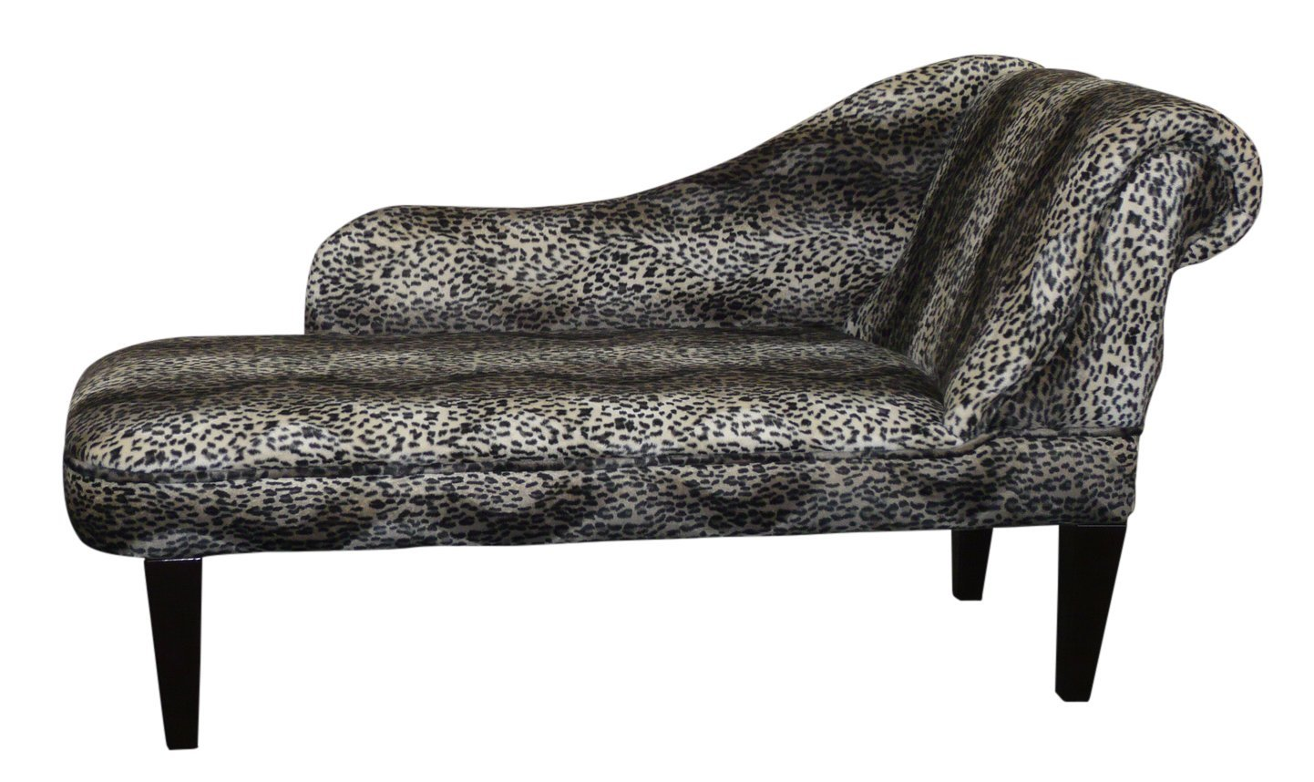Five hotel style bedroom ideas to steal aol uk for Animal print chaise longue