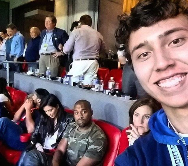 Kanye West Super Bowl