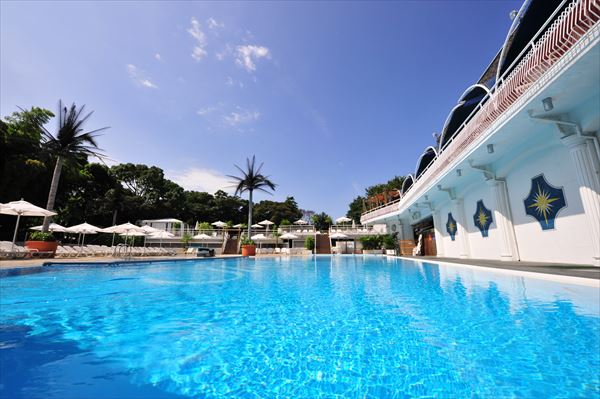 50周年のホテルニューオータニがガーデンプールをオープン 6万円の超VIPコテージも大人気