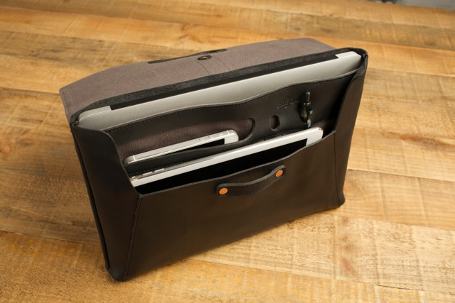 Pad & Quill Valet Luxury Sleeve for MacBook
