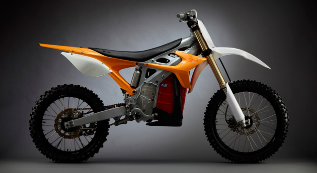 BRD RedShift MX hybrid motorcycle