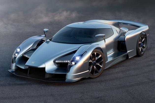 J・グリッケンハウス氏が公道も走れるレースカーのワンオフモデル「SCG 003」を公開