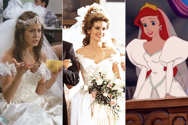 Wedding Dresses 15 Of The Best From Film And TV