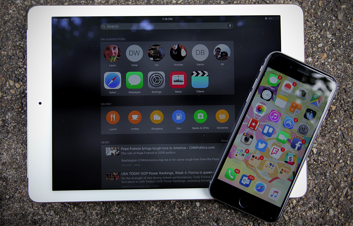 Apple fixes 'app slicing' iCloud bug for latest iOS 9 update