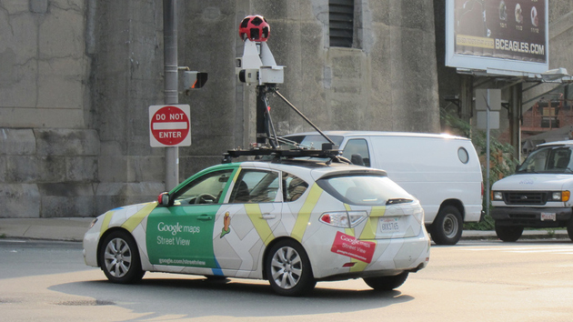 Google Street View cars have mapped methane gas leaks in big US cities