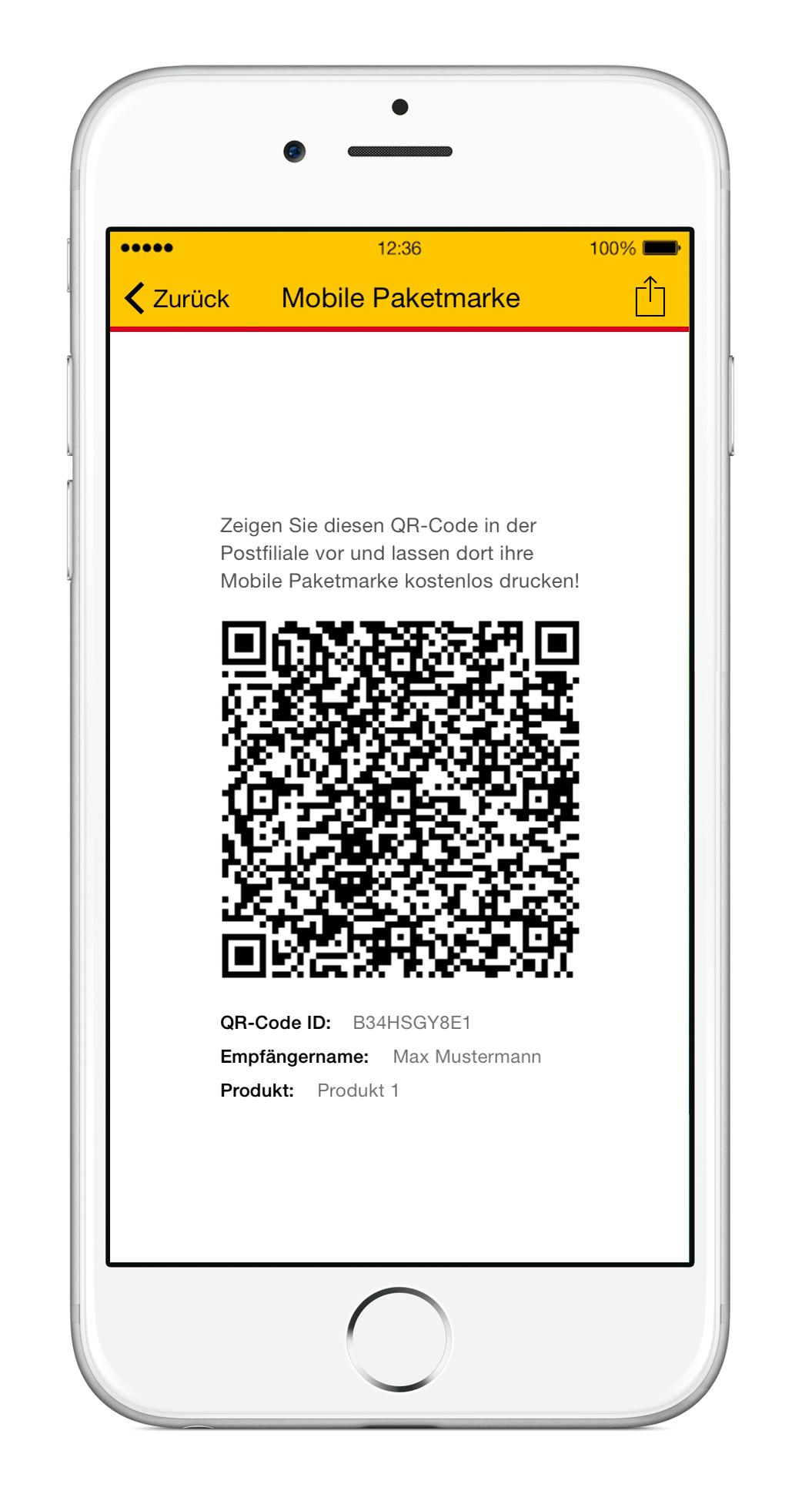 DHL Pakete online frankieren - Paketschein bequem am PC