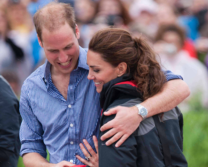 The cutest photos of William and Kate