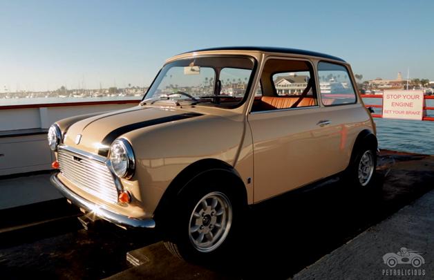 Petrolicious Classic Mini