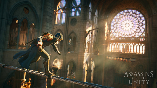 Assassin's Creed: Unity patch on hold to 'refurbish' Paris