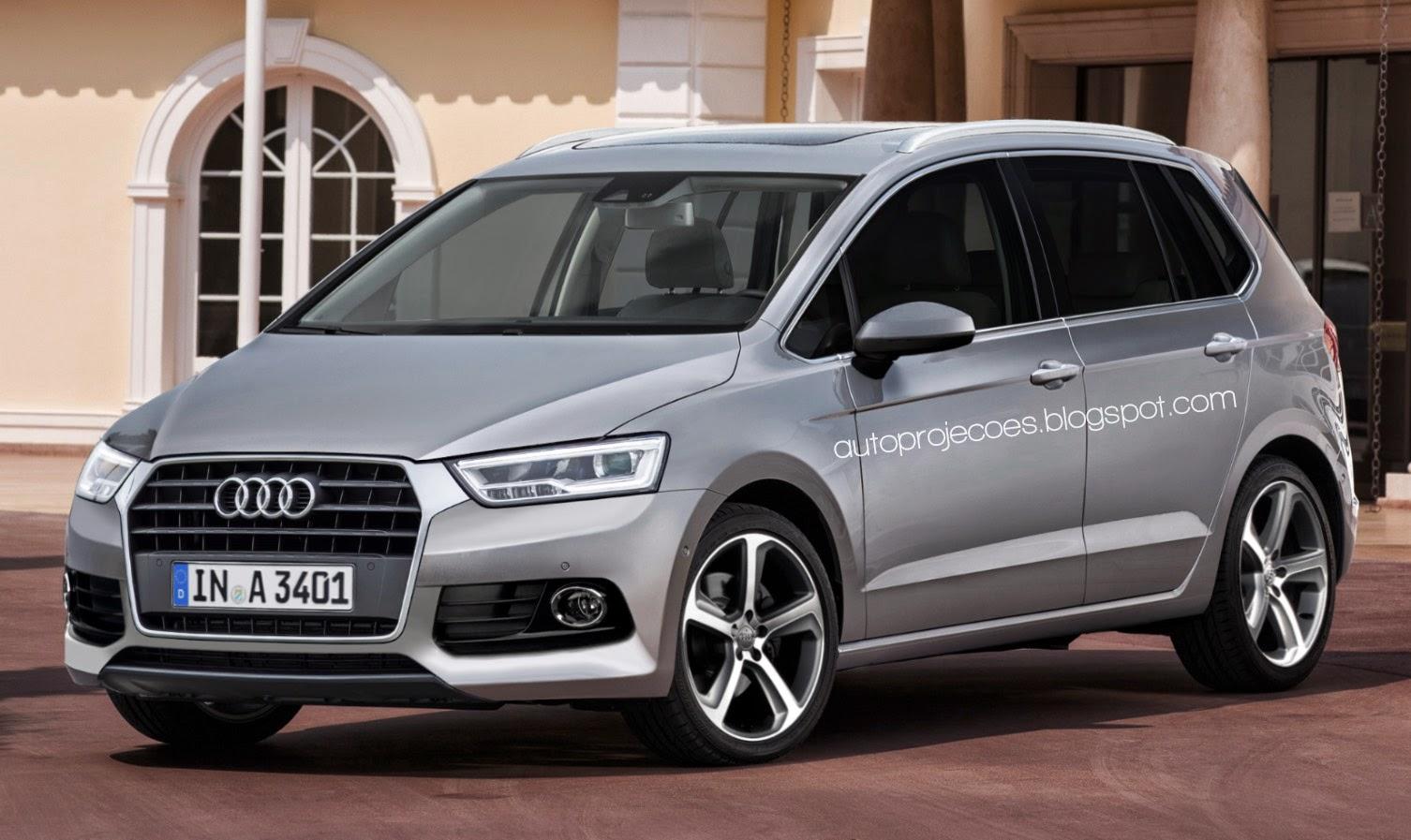 Audi Van, Audi V, Audi A3 Van, Audi V3,