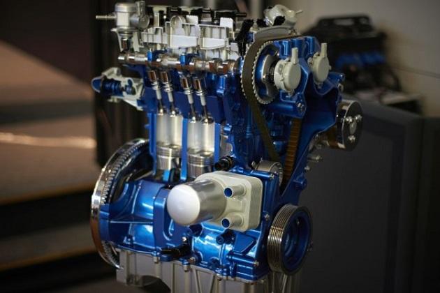 フォード、燃料節約のために実際よりも大きなエンジン音を発生させるシステムの特許を取得