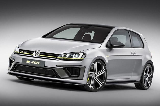 【レポート】VW「ゴルフR 400」の市販モデルはコンセプトを上回る400hp超えに