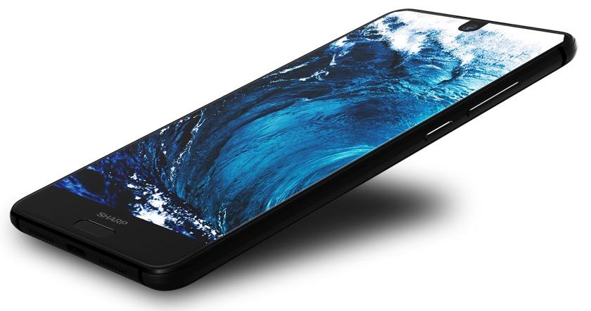 sharp verkauft ab 2018 wieder smartphones in europa. Black Bedroom Furniture Sets. Home Design Ideas