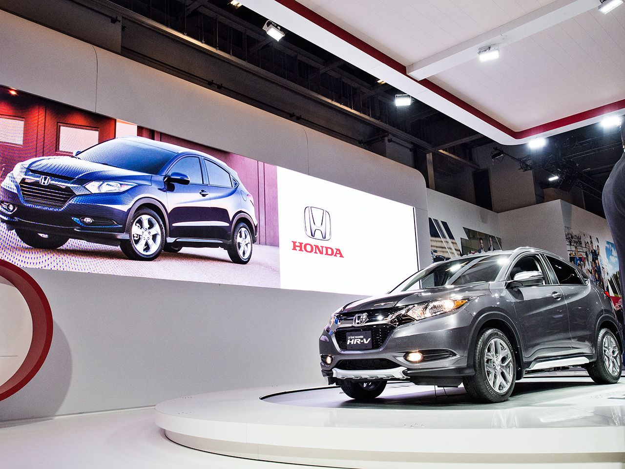 Honda hr v 2 2015 topic officiel page 7 hr v - Salon d auto montreal ...