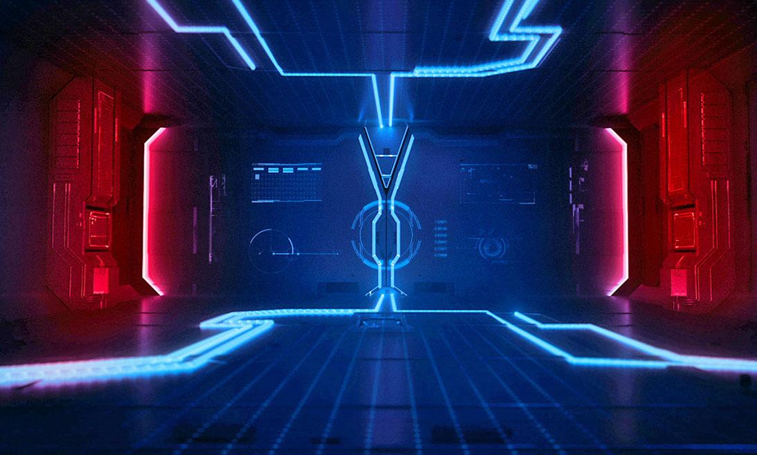Audi monta un escape room inspirado en su futurista tecnología e-tron