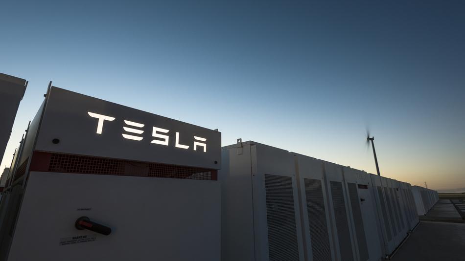 Kleines Kraftwerk: Tesla baut weltgrößten Akku