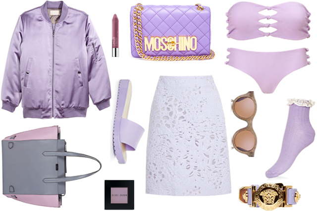 shopping, fashion trends, lavender