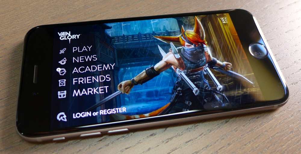 Vainglory, el MOBA para iOS, ya está disponible para descarga
