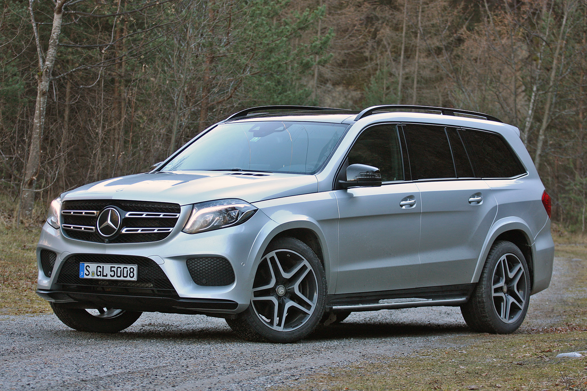 Mercedes Benz Gls Class Prices Reviews And New Model