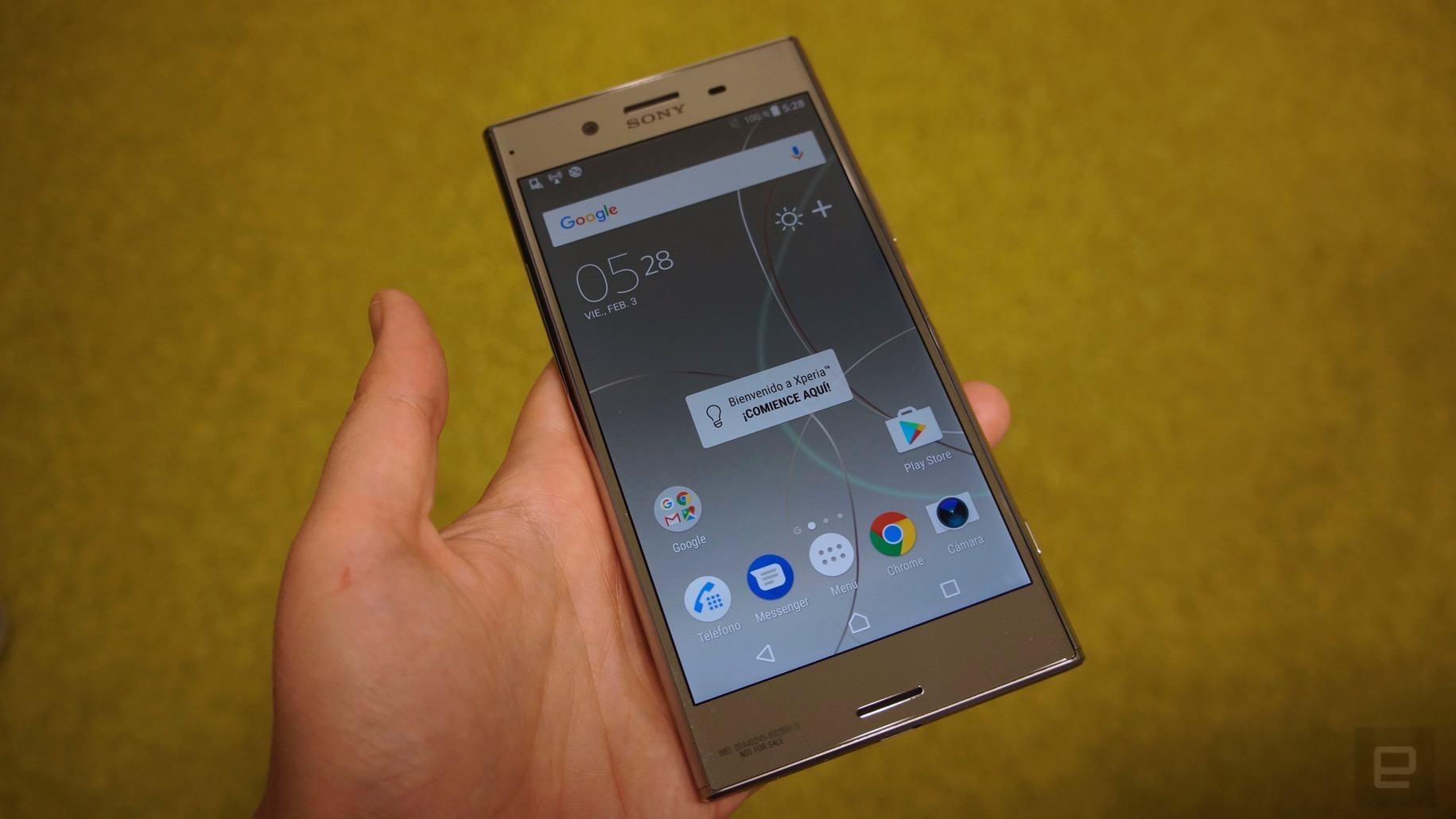 Conoce el Sony Xperia XZ Premium en solo 3 minutos