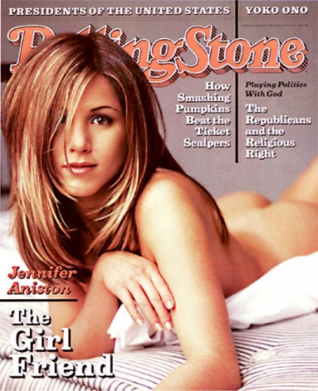 Jennifer Aniston 'paved way' for Kim Kardashian's nude Paper magazine shoot