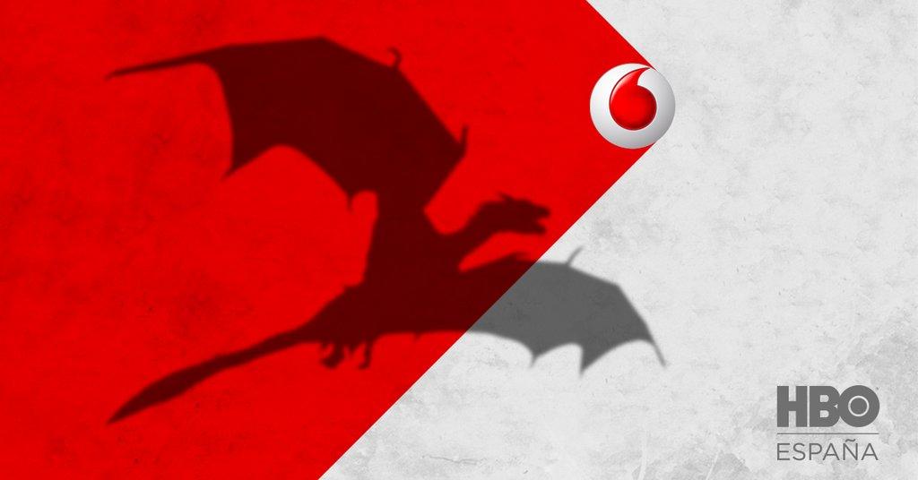 HBO anuncia su llegada a España de la mano de Vodafone