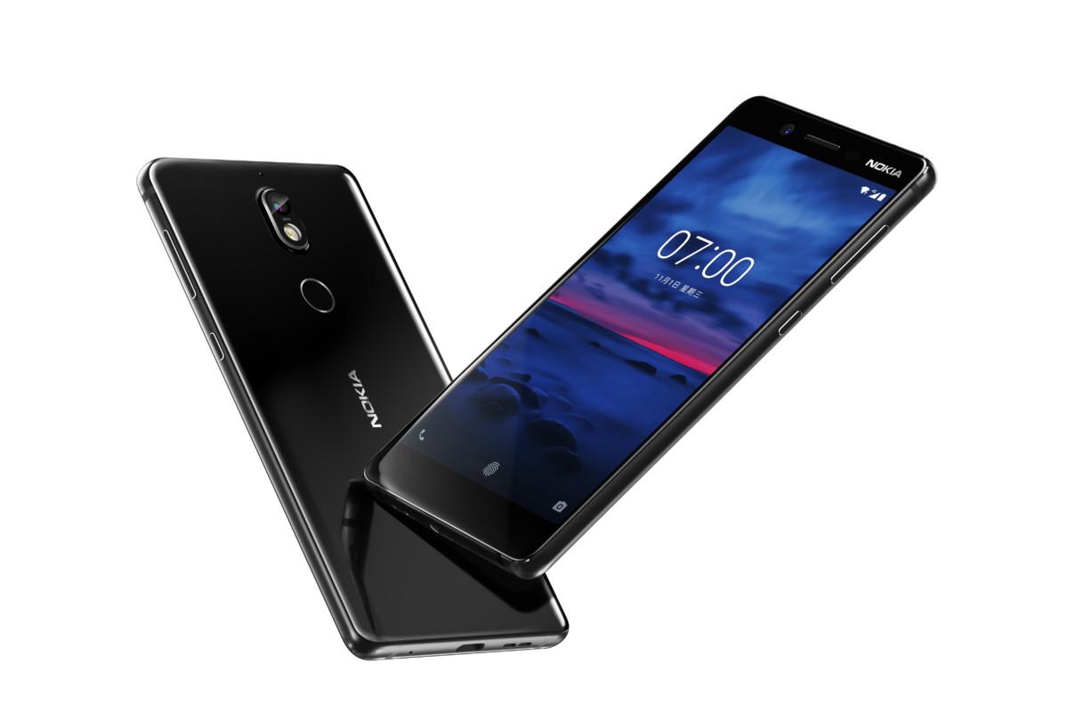 HMD Global amplía la familia con el nuevo Nokia 7