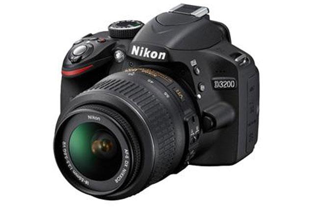 WIN a Nikon D3200 Digital SLR with MSC Cruises!