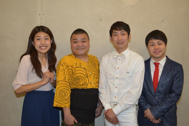 グランド花月が東京に! 川畑座長&NON STYLE&横澤夏子が語る新喜劇の凄さ 「ベテランさんは台詞を覚えていないですからね」