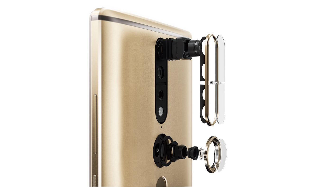 Lenovo's Phab2 Pro is the first phone with 'Project Tango' AR