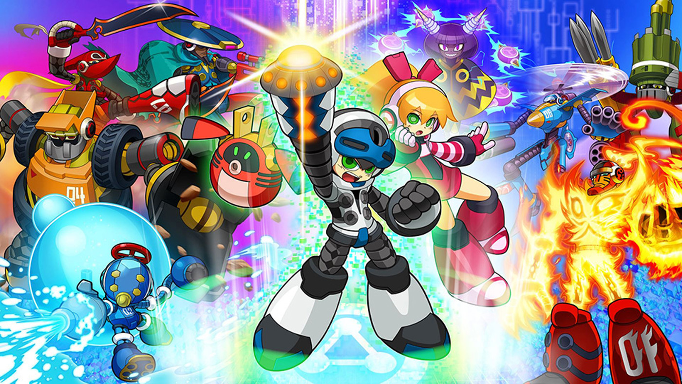 Long-delayed 'Mighty No. 9' arrives June 21st