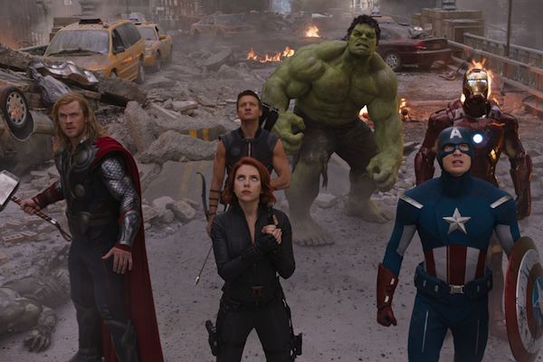 best superhero movies of all time, greatest superhero movies, the avengers