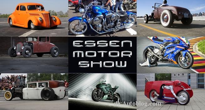 Vorbericht Essen Motor Show 2014