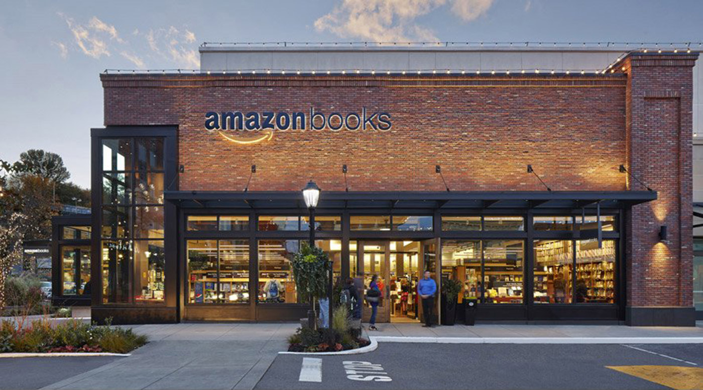 NYT: Amazon plans to open more brick-and-mortar bookstores