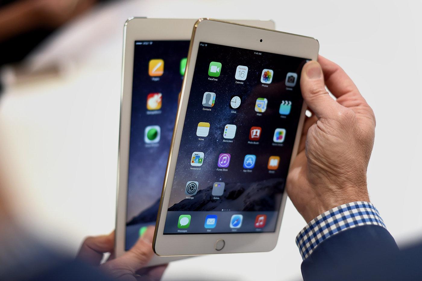 Apple podría lanzar el iPad Air 3 en marzo